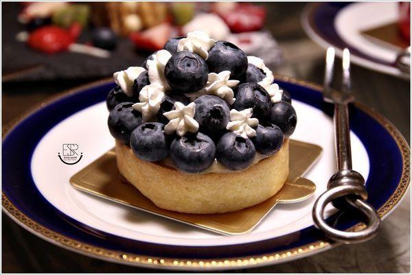 蓝莓cake