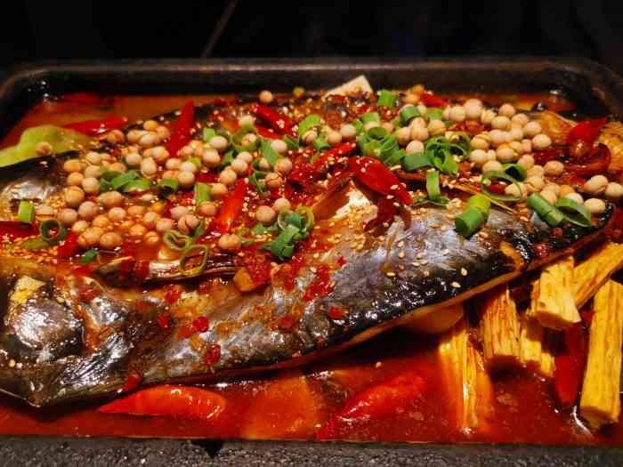 鱼饪杰烤鱼
