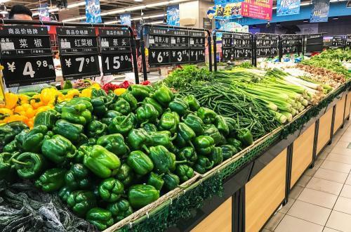 生鲜超市加盟好还是自己开好?