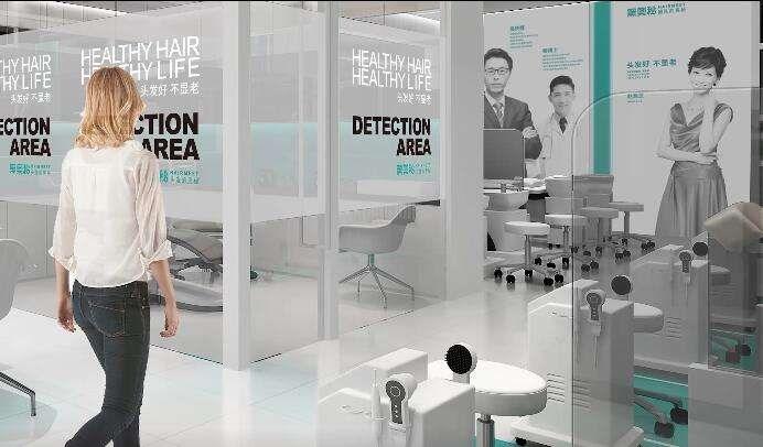 黑奥秘养发馆加盟市场怎么样?市场条件提供发展机会