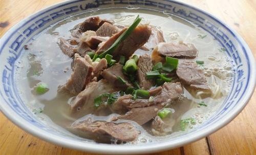 铁谢羊肉汤