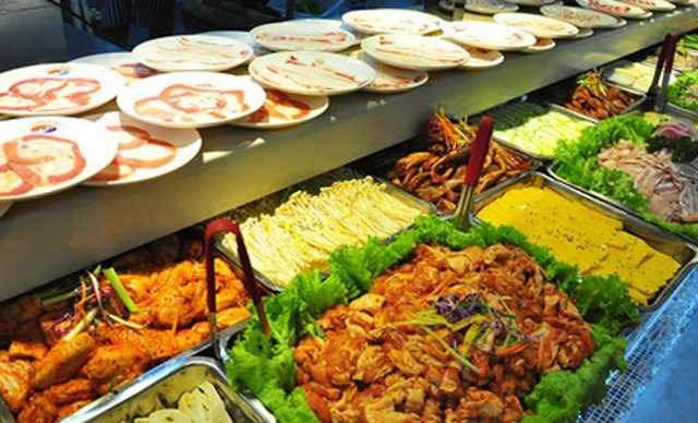 汉丽轩自助烤肉加盟连锁店有哪些特点?菜品特色吸引受众