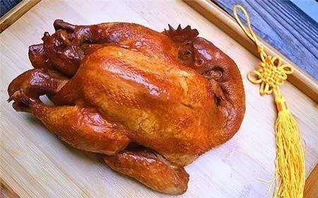 符离集烧鸡