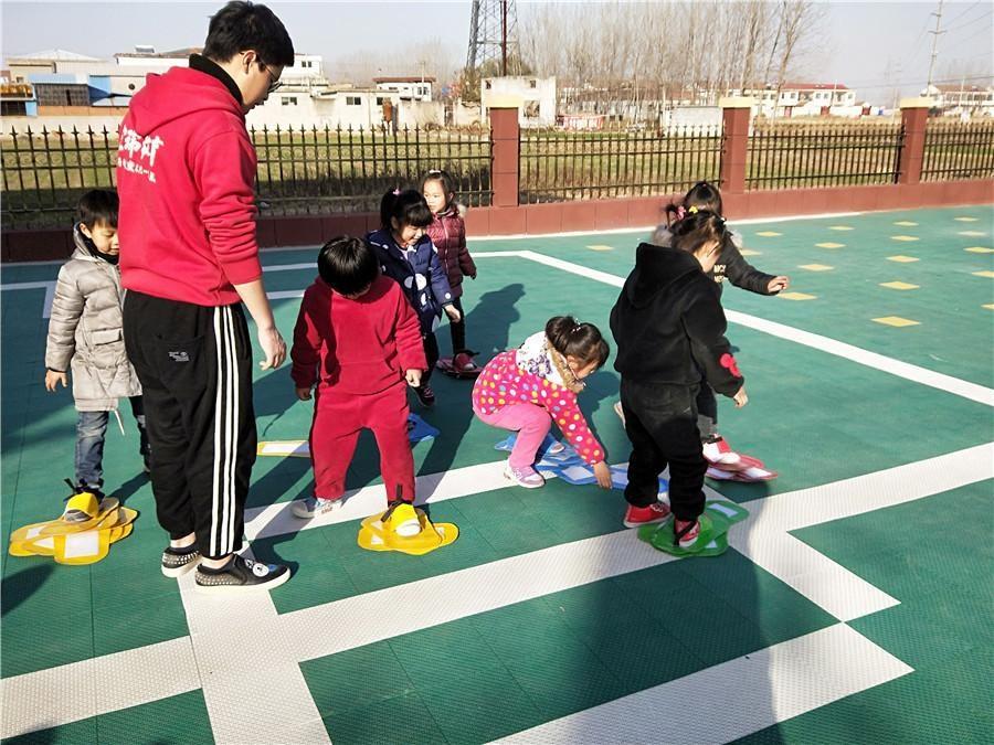 小脚印幼儿园