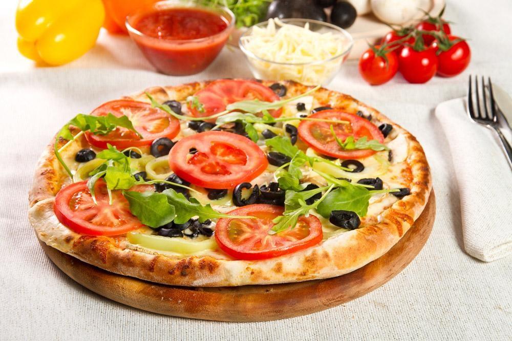意料之中披萨