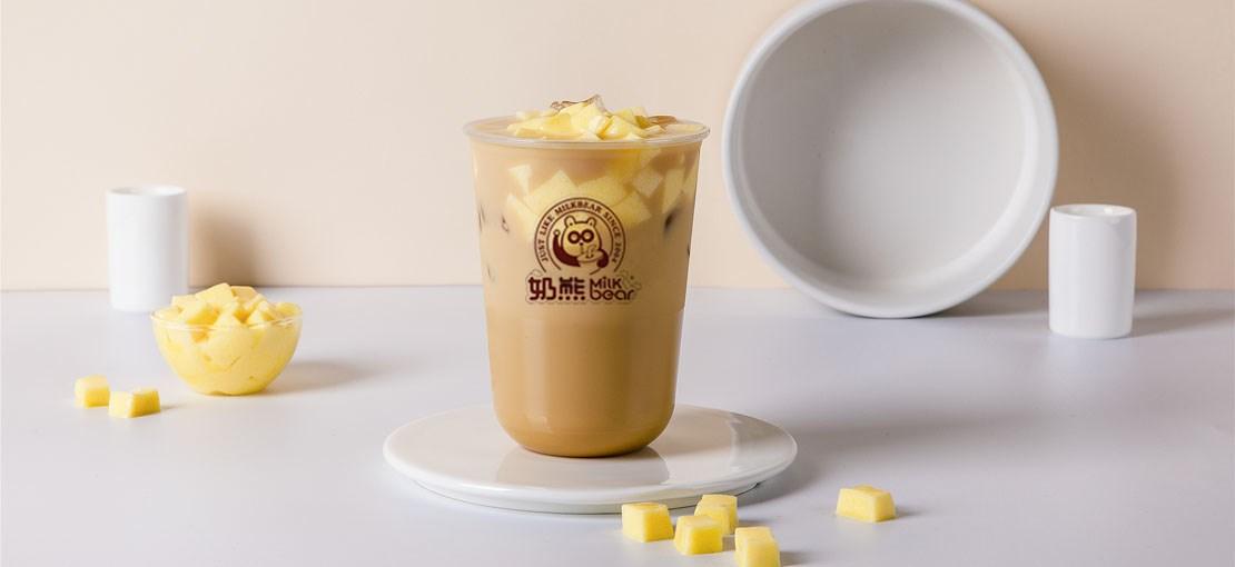 加盟奶熊奶茶需要多少钱?5万元开启你的创业之路