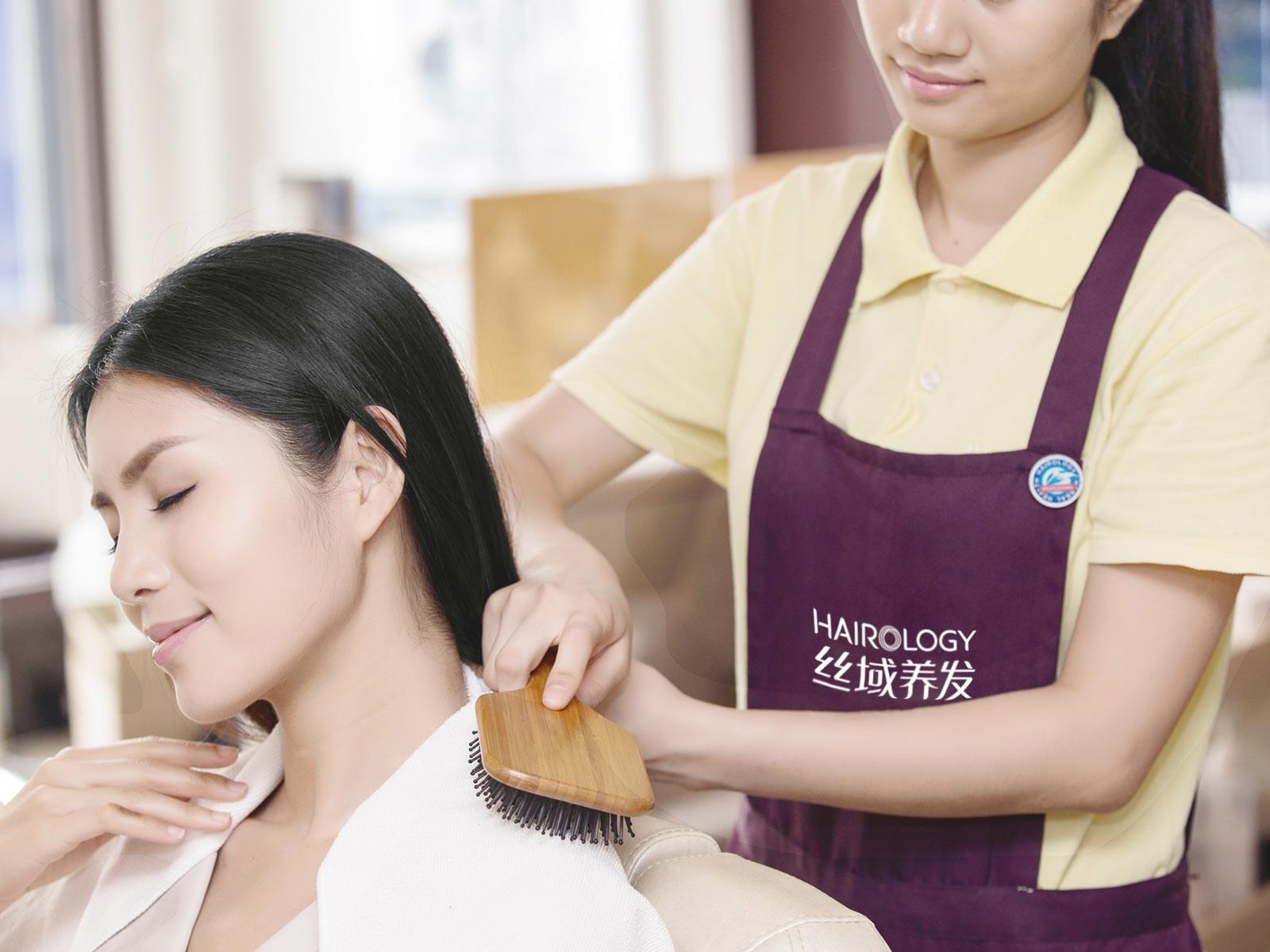 如何加盟丝域养发馆?这些优势你了解吗