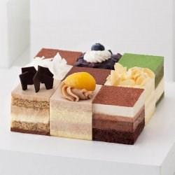 可颂坊蛋糕