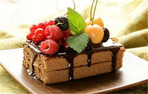 夏芝朵蛋糕