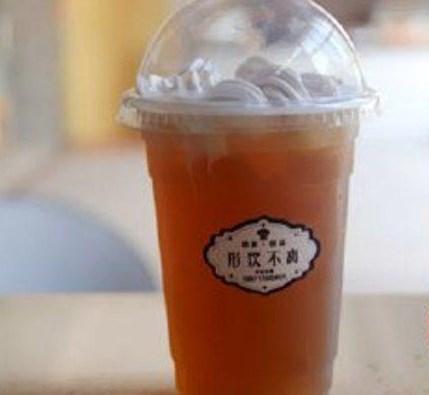 行饮不离奶茶