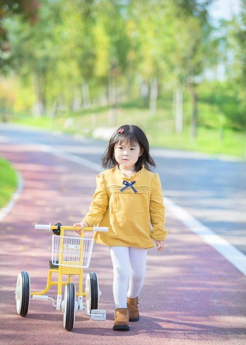 大风车儿童摄影