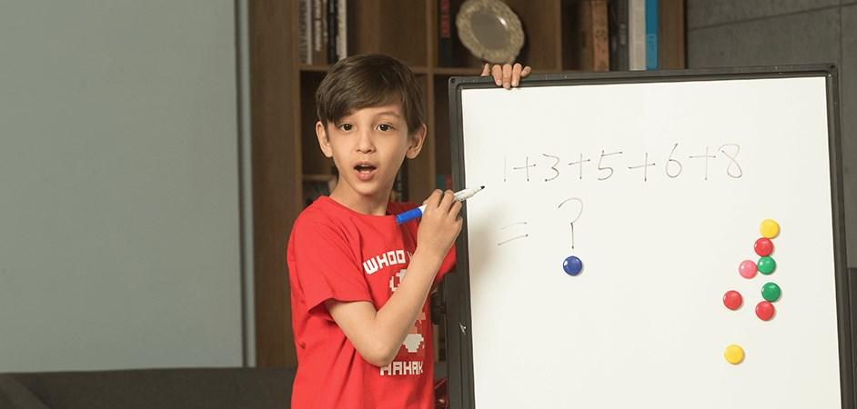 你拍一数学思维