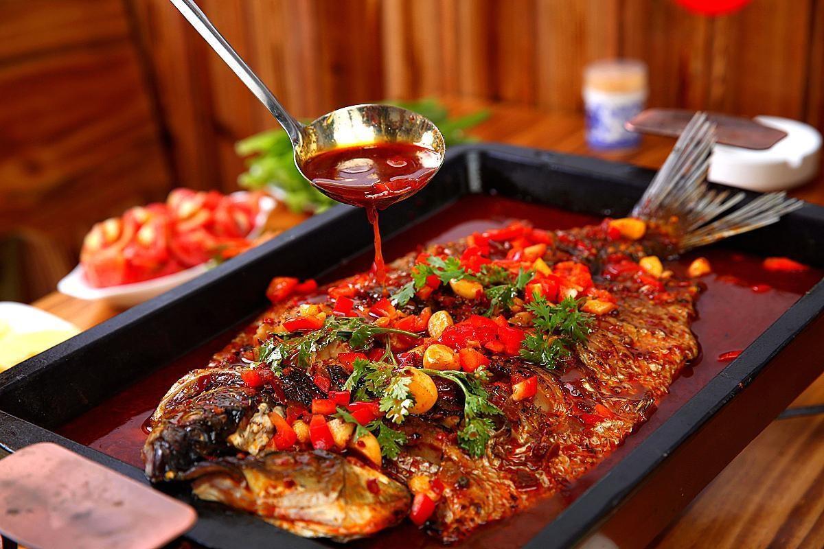 爱鱼味烤全鱼