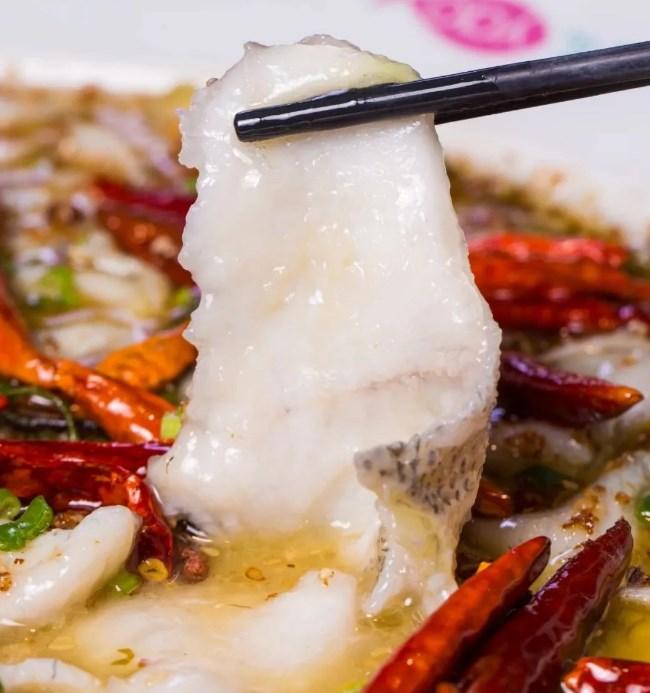 落汤鱼酸菜鱼