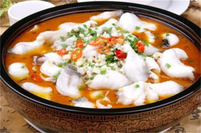 阿琴酸菜鱼饭