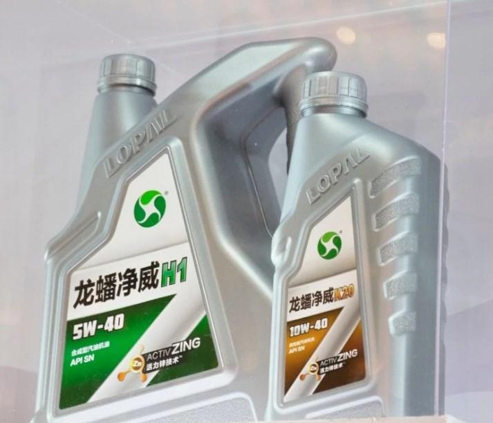 龙蟠润滑油