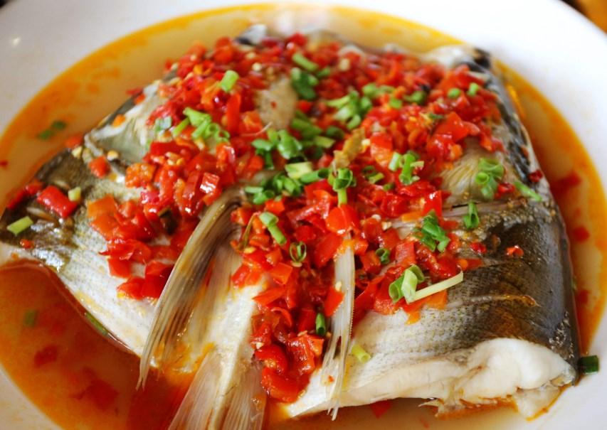 湘当有饭剁椒鱼头