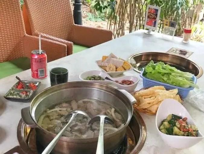 润园四季椰子鸡火锅