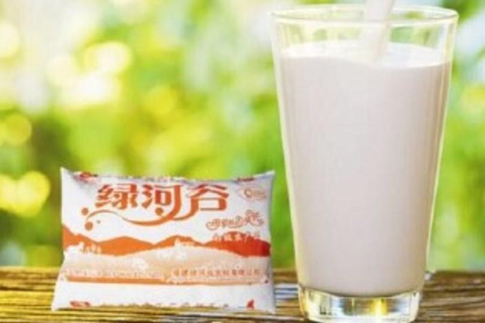 绿河谷鲜羊奶