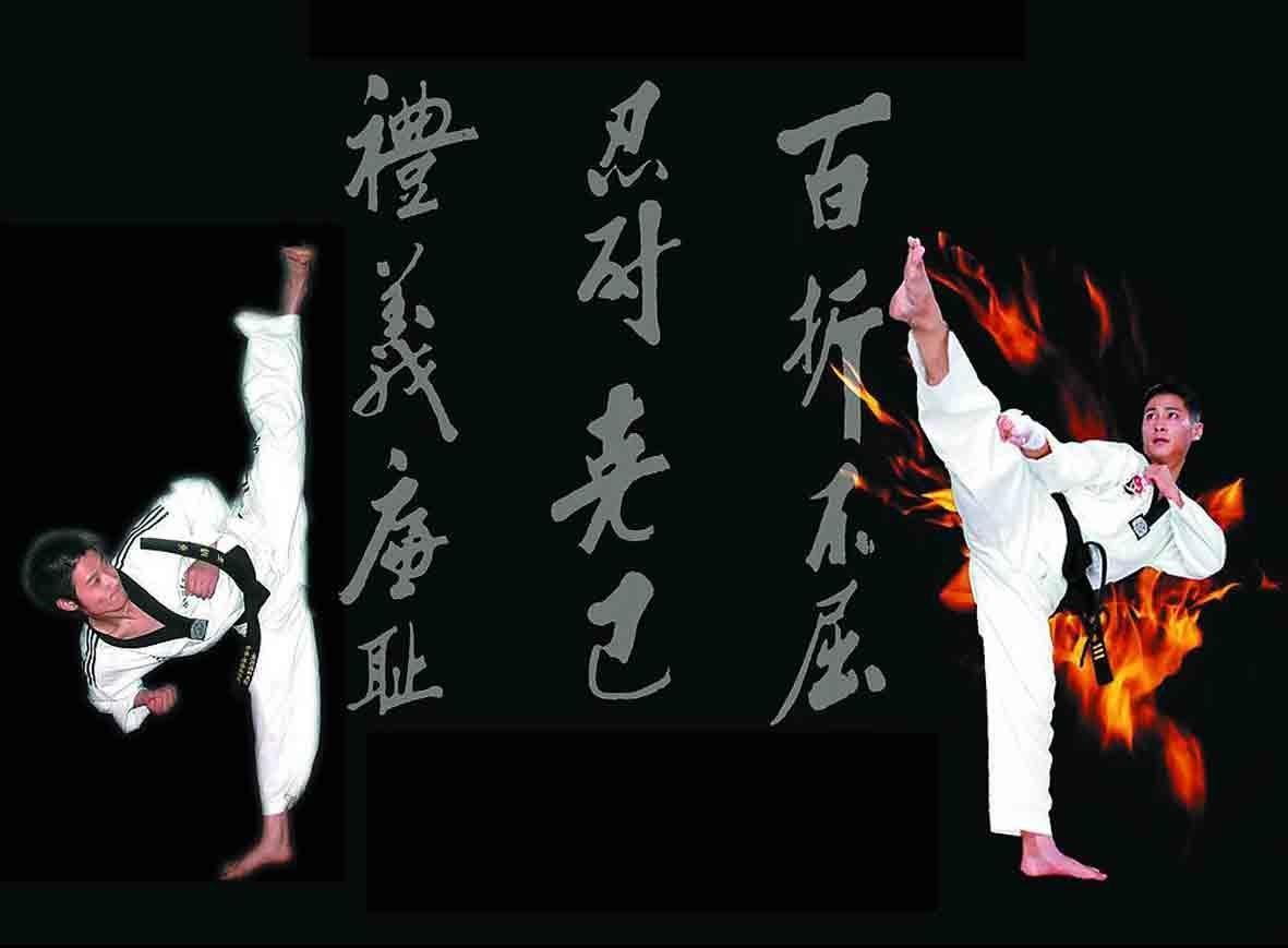 龙珠跆拳道