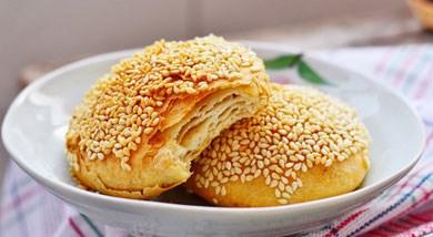 俞家巷小烧饼