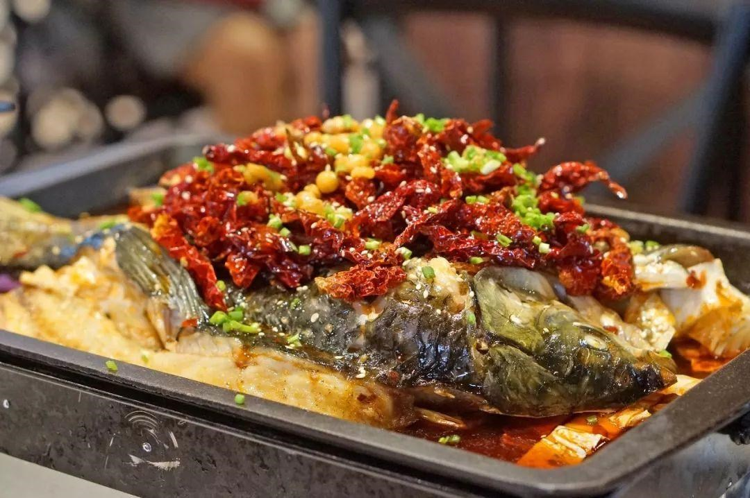 鱼众不同烤鱼
