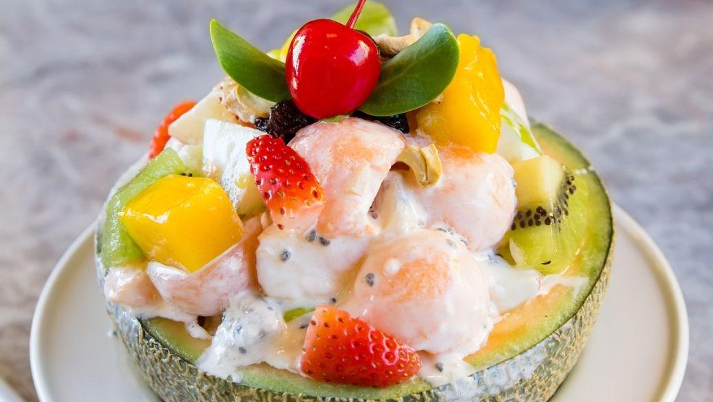 刺果果水果捞
