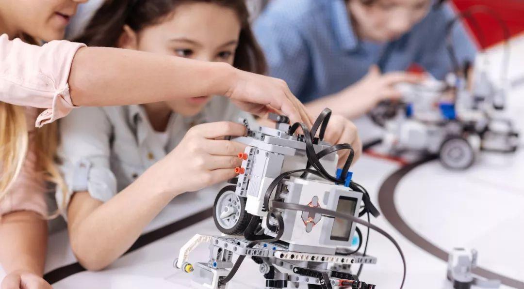 太敬机器人教育