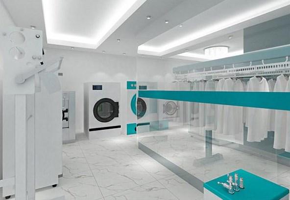 干洗店的加盟一般需要多少钱?根据具体规模来看