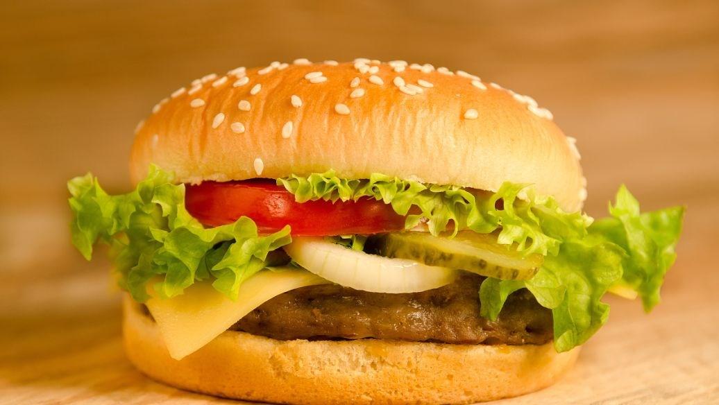 爱可奇汉堡