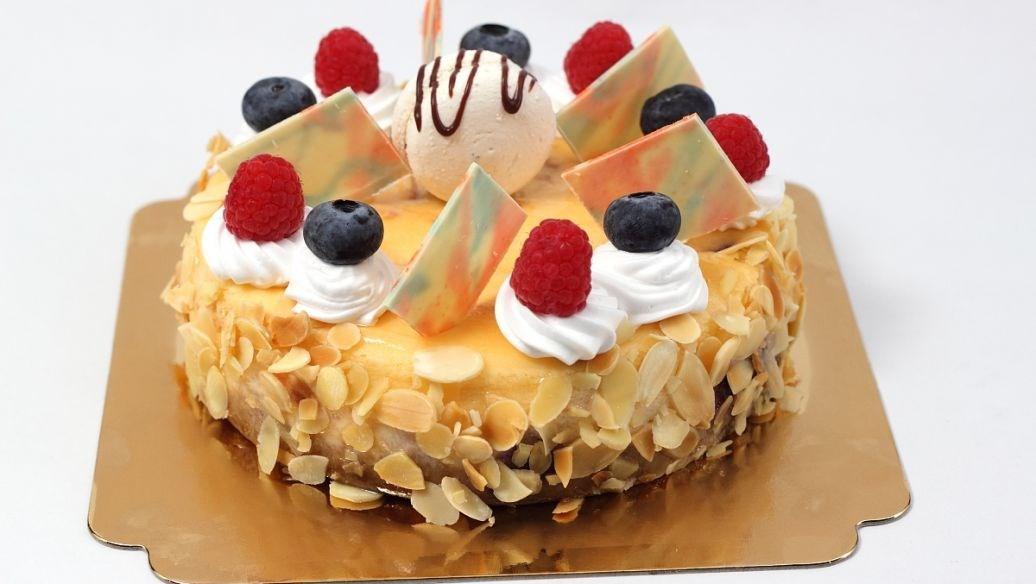 法帝诺蛋糕