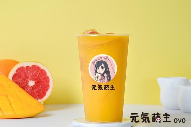 元气萌主奶茶