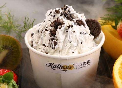 卡缇诺冰淇淋