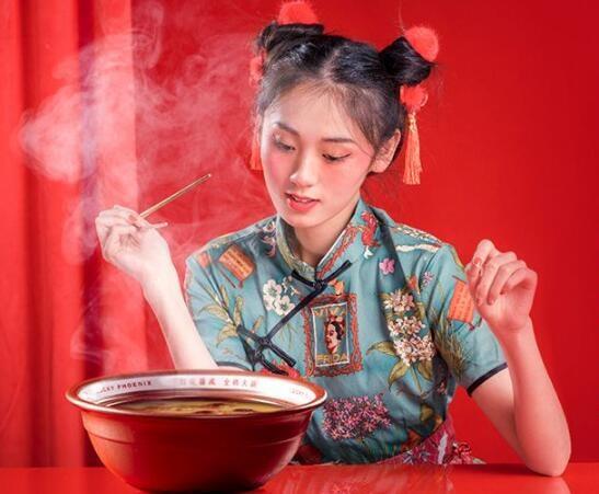 红花囍凤火锅