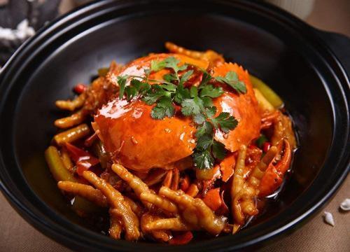 胖三宝肉蟹煲的加盟费用?没有你想象的那么高