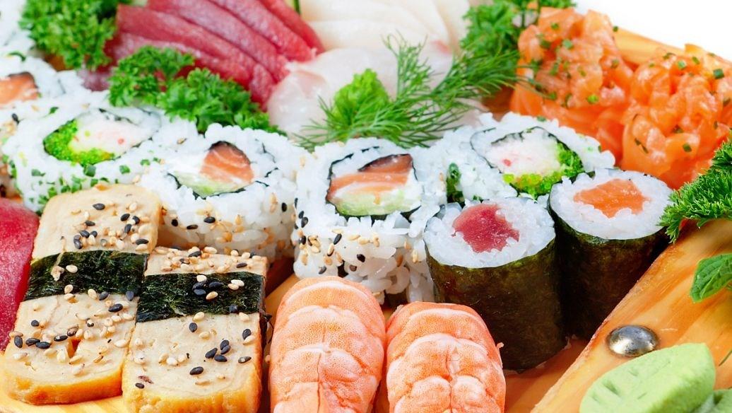 加盟一家寿司店如何?可以选择鱼子酱寿司