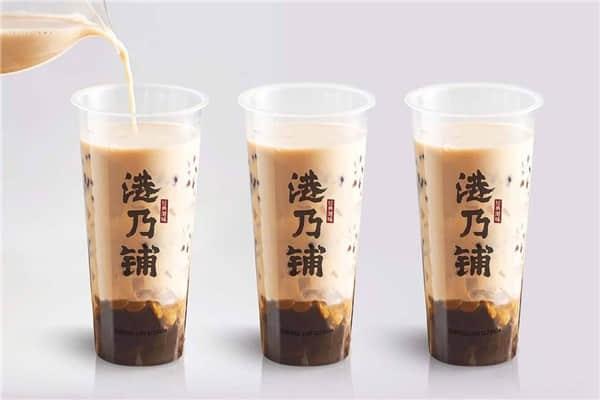 加盟一家奶茶店如何?港乃铺奶茶好经营