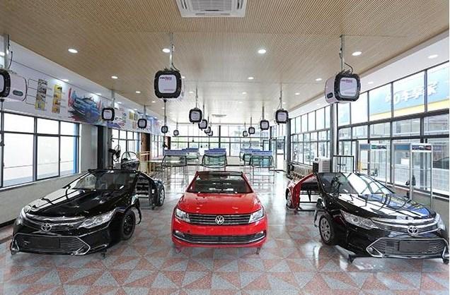 汽车美容行业的加盟优势?选对品牌很重要