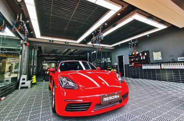 选择加盟汽车美容行业如何?创业的好选择