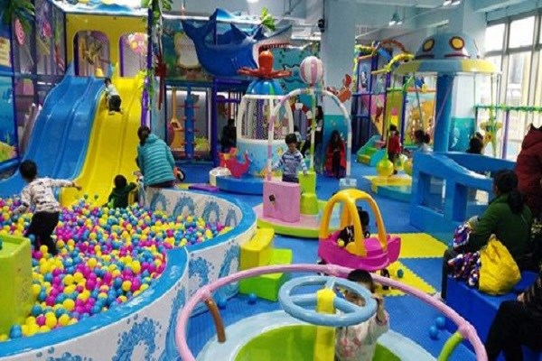 儿童乐园加盟品牌有哪些好的?更省心的创业选择