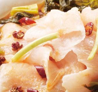 周强酸菜鱼