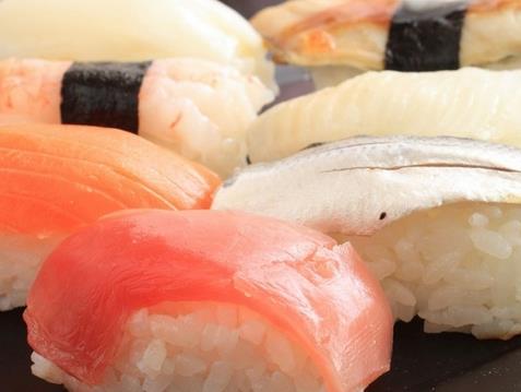 千府手握寿司