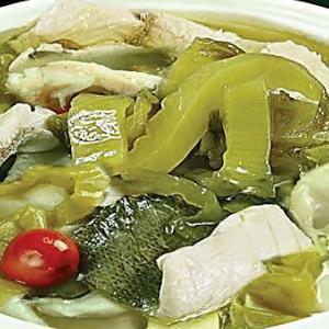 龙汤酸菜鱼