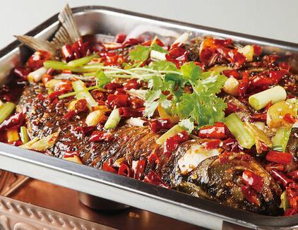江枫渔火烤鱼