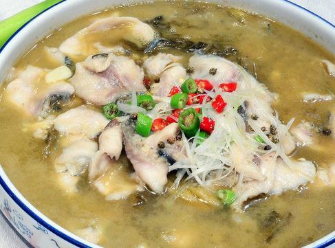 福记酸菜鱼