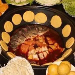 老张酸菜鱼铁锅炖菜