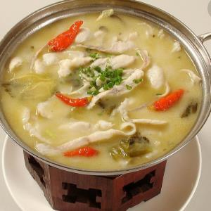 葵中酸菜鱼