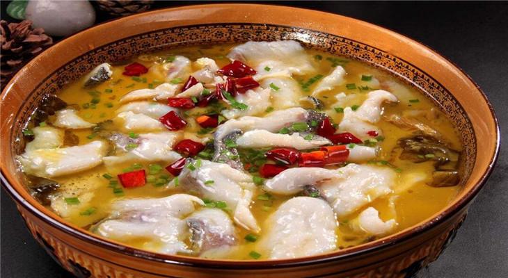 阿华酸菜鱼