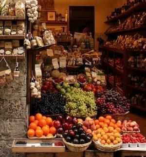 阿尔法水果店