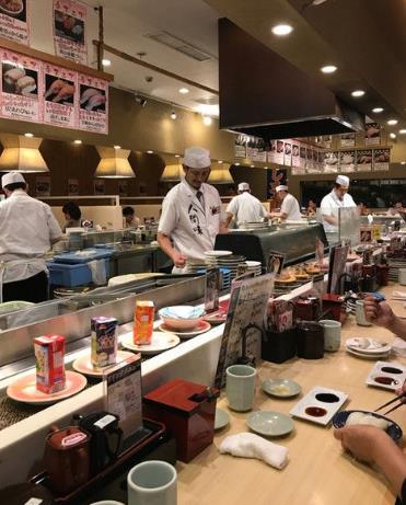 Y-SUSHI智能回转寿司